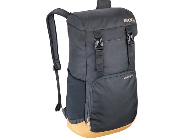 EVOC Mission Backpack 22l, zwart